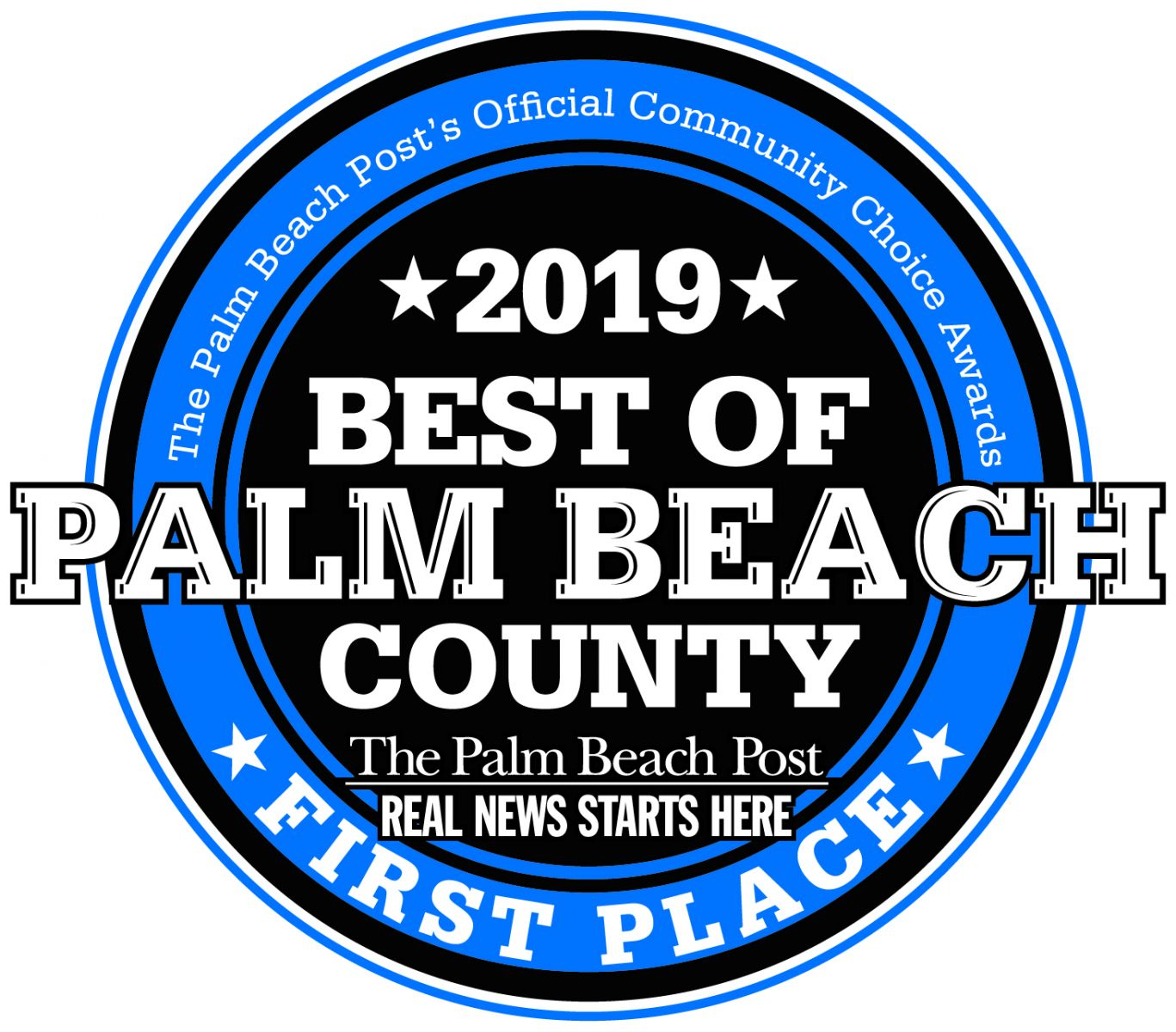 The Karp Law Firm has received the 2019 Palm Beach County Community Choice Award for BEST LAW FIRM!
