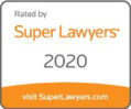 Super Lawyers 2020 Badge - Joseph S Karp