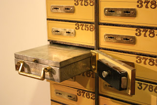 How safe are safe deposit boxes? You my be surprised at the answer