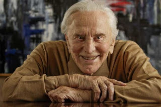 Kirk Douglas, Leading Man On and Off Screen, In Life and Death