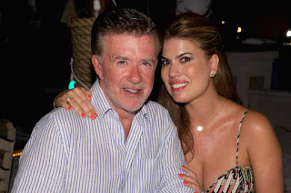 Alan-Thicke-wife-Tanya-Callau