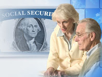 Older Couple Social Security