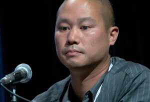 Tony Hsieh of