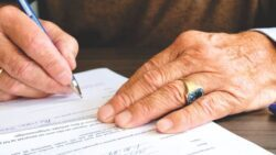 business agreement v. last will and testament